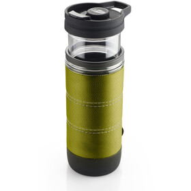 GSI Commuter Java Press Mug, green